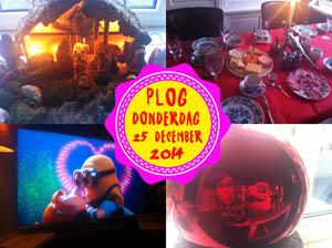 Vorig jaar was ik Eerste Kerstdag in Groningen...