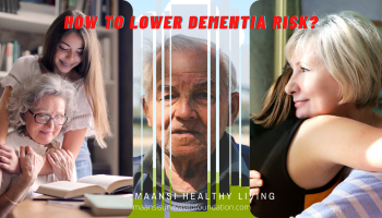 How to lower dementia risk?