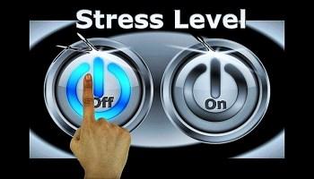 Cutting down stress levels