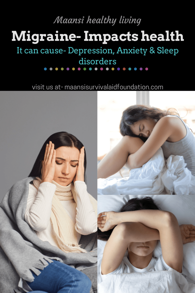 Migraine- One of the most disabling lifetime condition impacts health