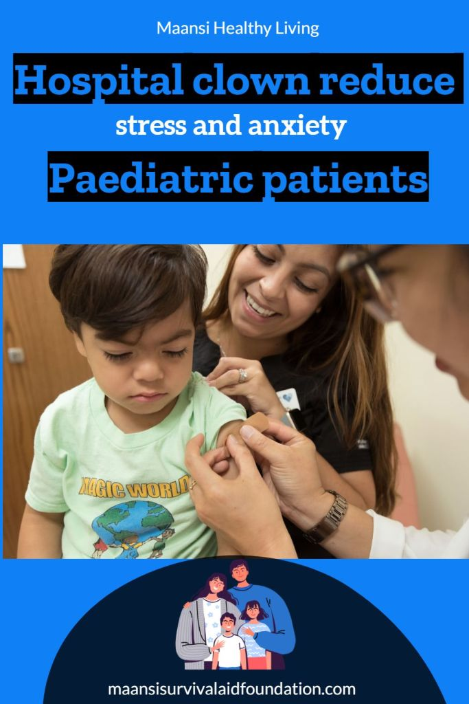 Pediatricians from the hospitals, where medical clowns are used are of the opinion, that small acts of comic relief change the environment from gloomy to lively.