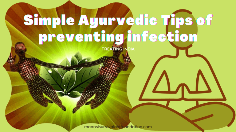 Simple Ayurvedic Tips for Preventing Infection.