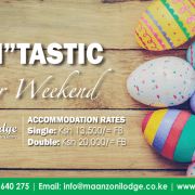 Maanzoni Easter Offer