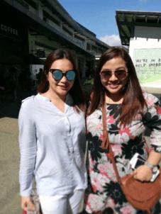 December 27: High School mini - reunion @ UP Town