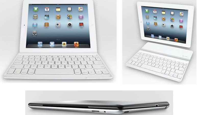 Find of the week!Logitech Ultrathin Ipad compatible Keyboard !