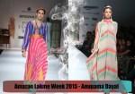 Amazon Fashion Week 2015 – Spring Summer '16