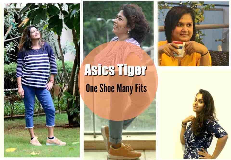 Asics Tiger : One Shoe Many Fits