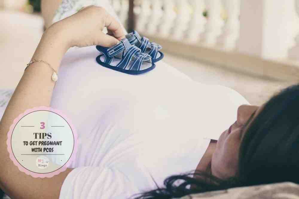 3 Tips To Know To Get Pregnant With PCOS