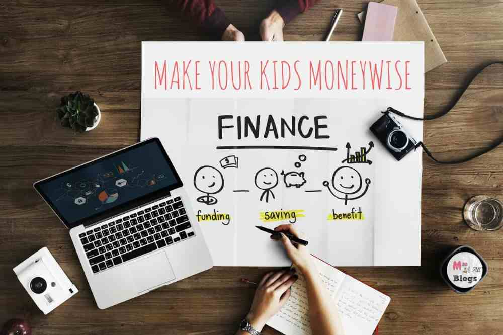 Teach Your Kids How To Save Money