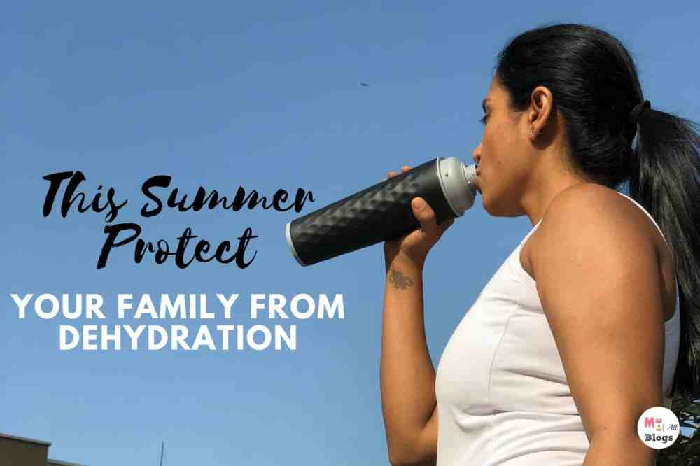 This Summer, Protect Your Family from Dehydration