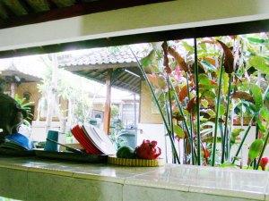 retreat house in bali