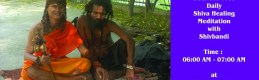 Energy Shiva Healing Massage Menu