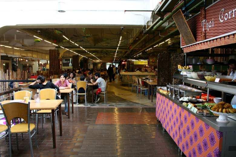 beste food court kuala lumpur
