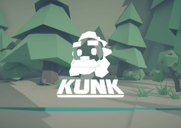 Kunk Title Screen