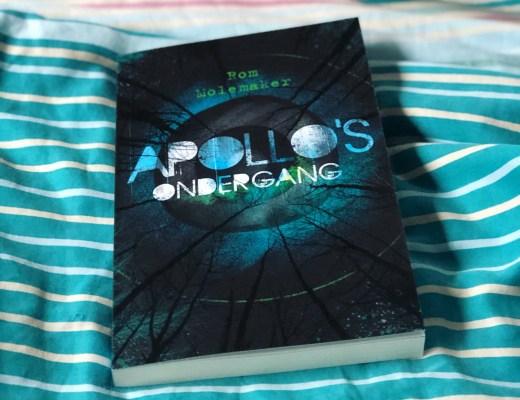 Blogtour Apollo's ondergang – Rom Molemaker