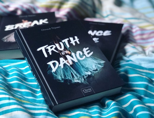 Recensie Truth or dance – Chinouk Thijssen (Truth or Dance #1)