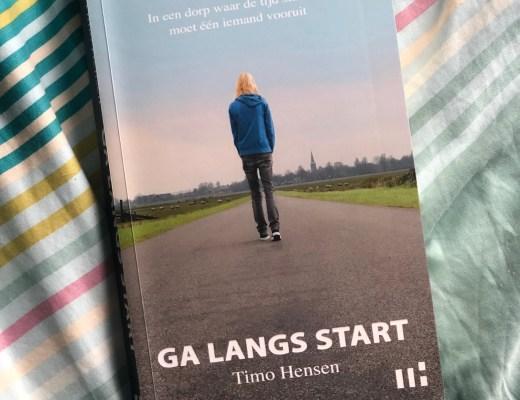 Recensie Ga langs start – Timo Hensen