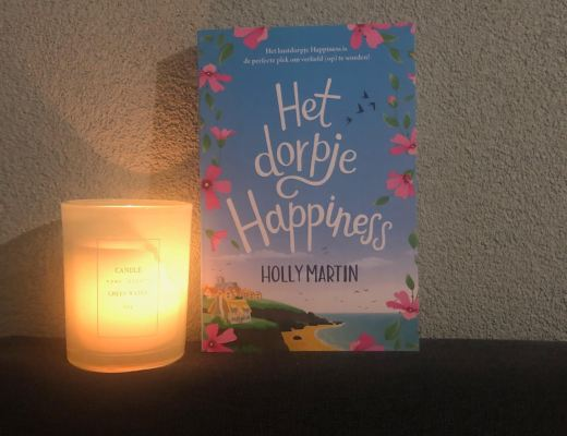 Blogtour Het dorpje Happiness – Holly Martin (Happiness #1)