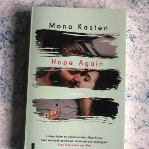 Recensie Hope Again – Mona Kasten (Again #4)