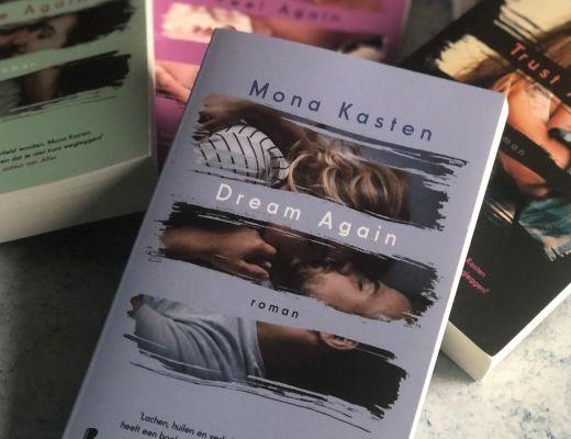 Recensie Dream again – Mona Kasten (Again #5)