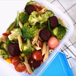 Snelle pasta met broccoli