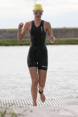 2016 (een zwemmer zonder armkracht?)