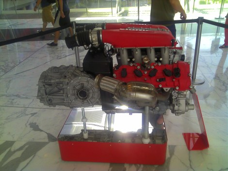 That engine is the real deal