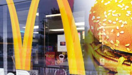 米マクドナルド、アンモニア加工肉「ピンク・スライム」の使用停止を発表