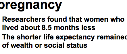 http://www.dailymail.co.uk/health/article-2285048/Having-boys-shorten-mothers-lifespan.html