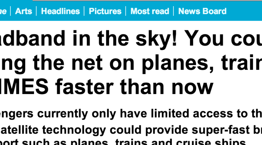 http://www.dailymail.co.uk/news/article-2397803/Broadband-sky-You-soon-surfing-net-planes-trains-boats-10-TIMES-faster-now.html