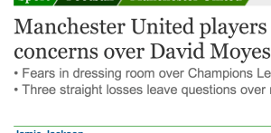 http://www.theguardian.com/football/2014/jan/08/manchester-united-players-manager-david-moyes-credentials-champions-league