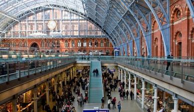 http://www.dailymail.co.uk/travel/article-2628093/St-Pancras-International-partners-Grand-Central-Terminal.html