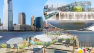 マンハッタンにはリゾート的な場所はない。 なので、ブライン・ロスという男が、ハドソン川に浮かぶリゾートを計画中だ。  川に浮かぶ巨大な施設には砂浜があり、360度NYの風景を眺めながらの日光浴を […]