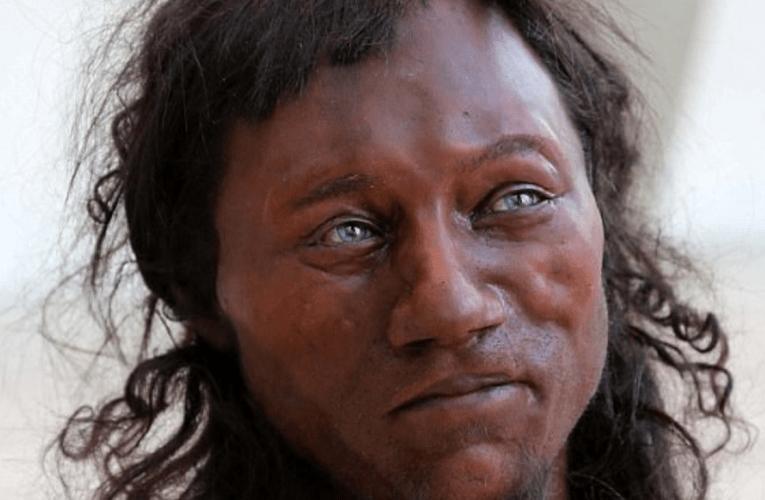 1万年前のイギリス人は暗い肌、黒髪だったことが判明。