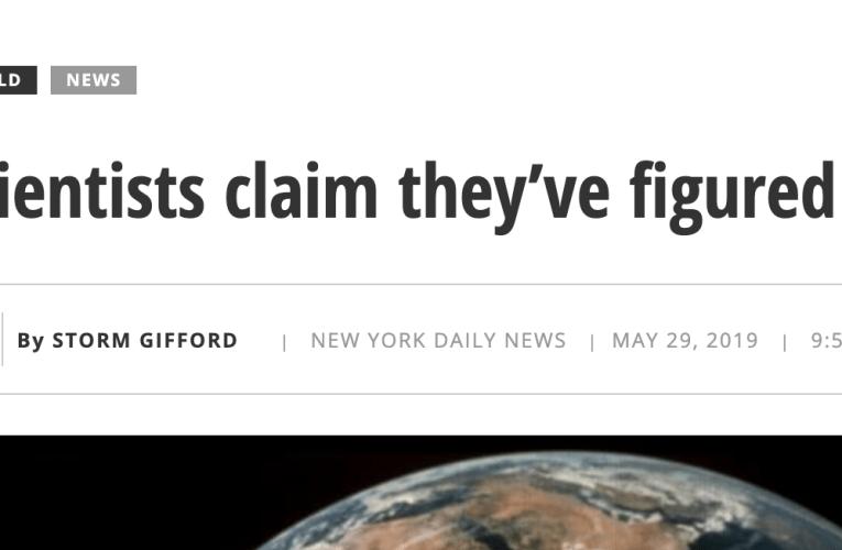 地球に水をもたらしたのは惑星ティア 科学者らが発表