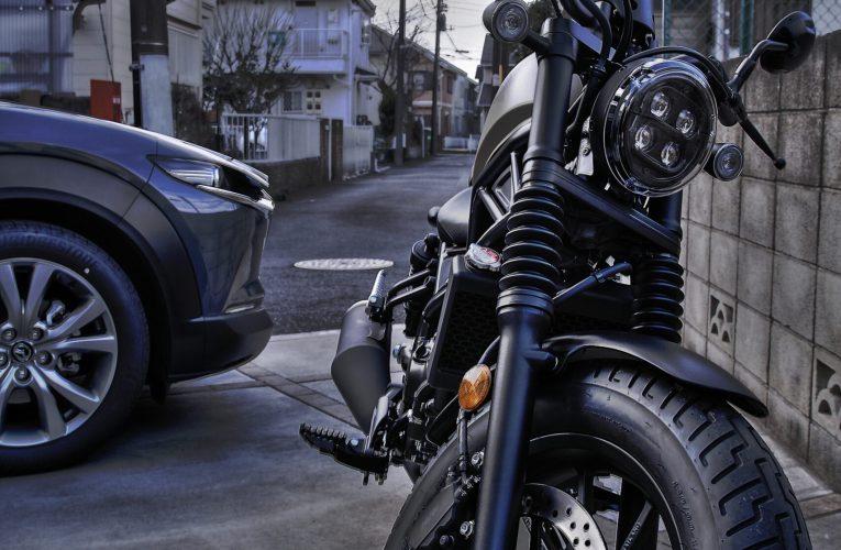 バイクの勉強 レブルのアシストスリッパークラッチとカワサキニンジャのクイックシフター