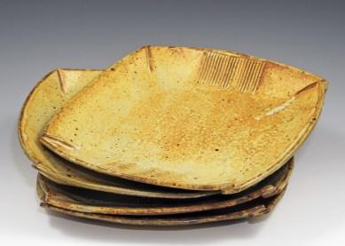 Dinner Plates - MaashaClay Tableware