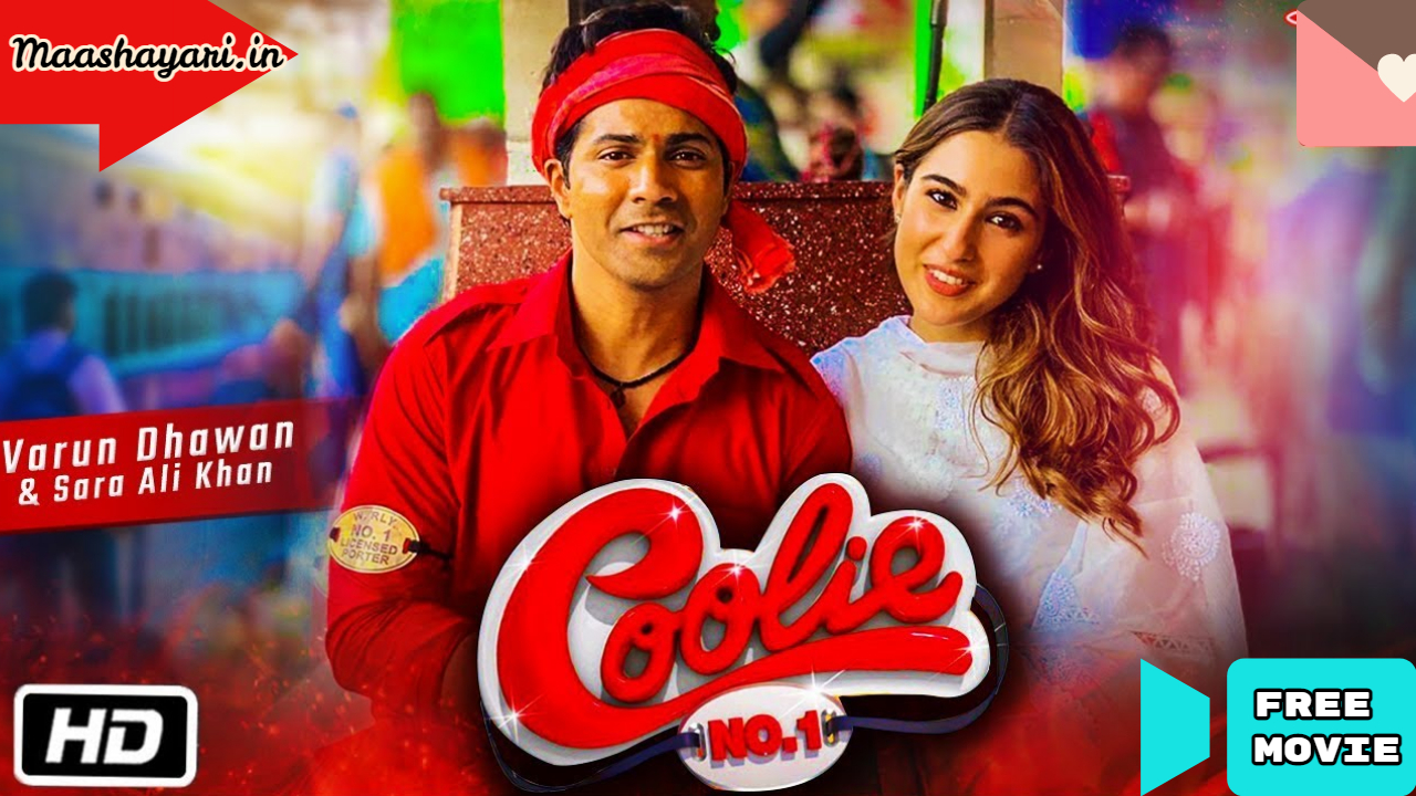 Coolie no.1 2020 full movie download