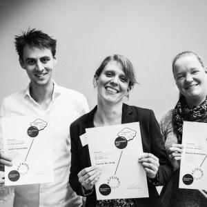 Winnaars Educatieve Parel 2017