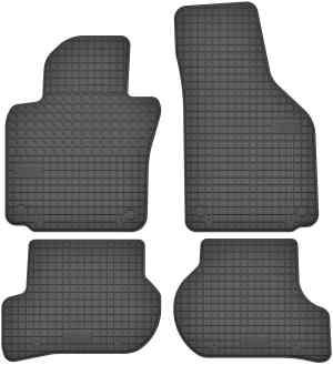 Volkswagen Scirocco III (2008-2017) gummimåttesæt (foran og bag)