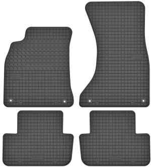 Audi A5 8F (2007-2015) gummimåttesæt (foran og bag)