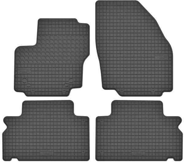Ford S-MAX I (2006-2015) gummimåttesæt (foran og bag)