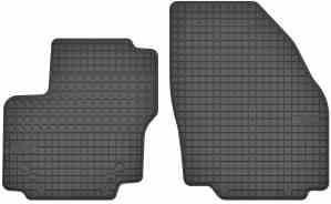 Ford Galaxy II (2006-2015) gummimåttesæt (foran)
