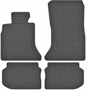 BMW 5-Series F11 (2010-2017) gummimåttesæt (foran og bag)