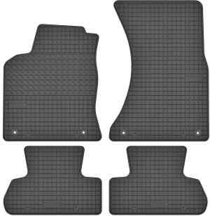 Audi Q5 8R (2008-2017) gummimåttesæt (foran og bag)