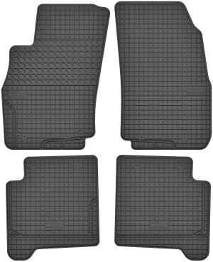 Fiat Punto 12' (2012-2018) gummimåttesæt (foran og bag)