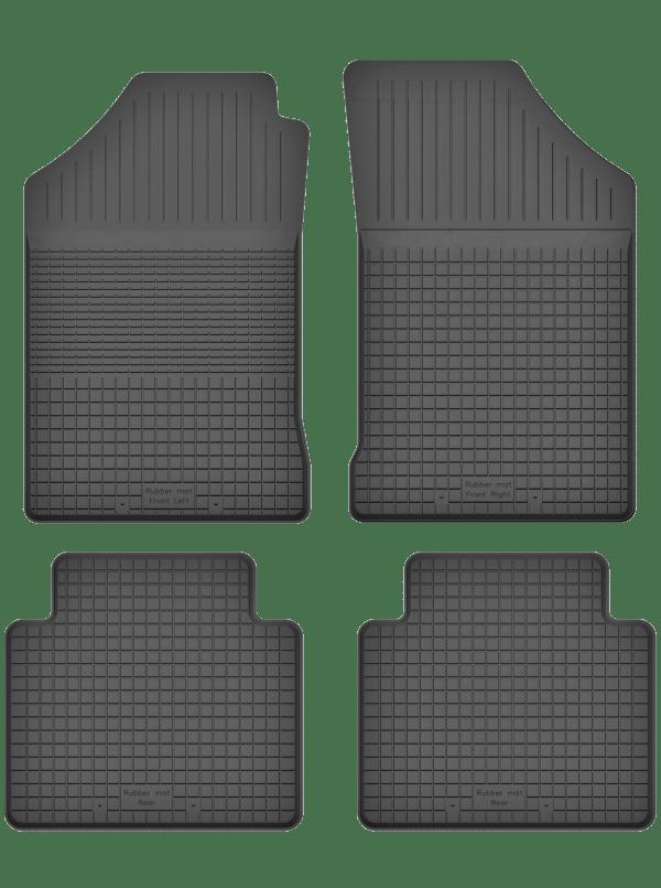 Renault 21 (1986-1996) universal gummimåttesæt
