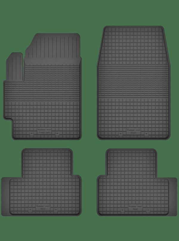 Volvo V70 III (2007-2016) universal gummimåttesæt