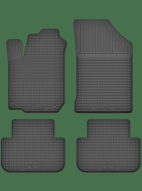 Nissan Juke (fra 2010) universal gummimåttesæt