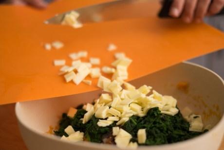 גבינה צהובה משומשו